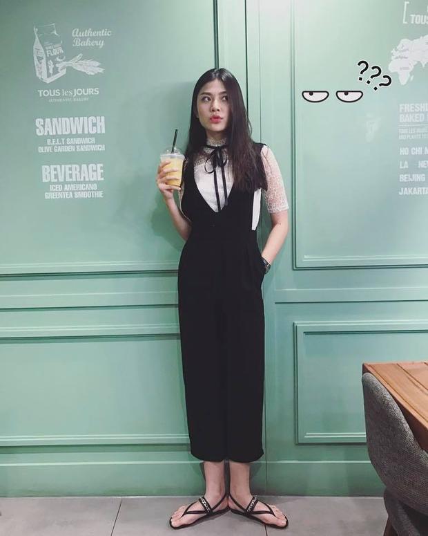 """Với thiết kế áo liền quần, quán quân The Face 2016 có khiến trái tim bạn """"tan chảy"""" vì vẻ ngoài quá đỗi ngọt ngào?"""