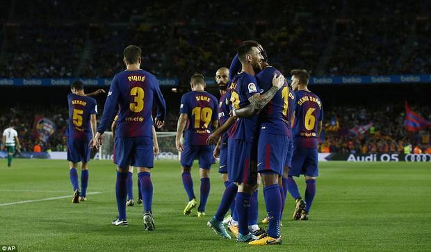 Barca dưới thời HLV Ernesto Valverde cho thấy sự 'tiến hóa' đáng nể. Không còn Neymar, cũng chẳng có Suarez hay Dembele vì chấn thương, nhưng Barca vẫn biết cách đánh bại đối thủ để tiếp tục giữ vững ngôi đầu.