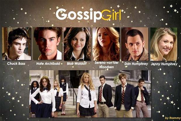 Gossip Girl  Bộ phim năm ấy chúng tôi cùng theo dõi