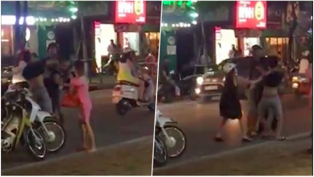 Hà Nội: Hung hăng đánh người, nam thanh niên xanh mặt khi biết mình vừa tấn công Công an?