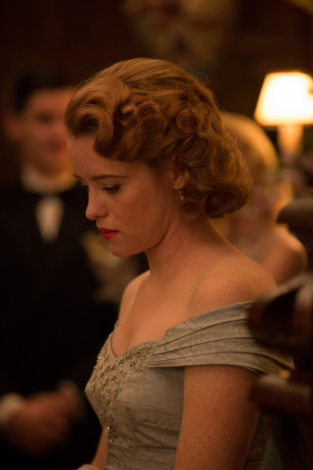 Claire Foy.