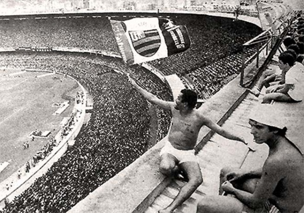 'Chung kết' World Cup 1950 tại Maracana là sự kiện lịch sử và ký ức buồn của bóng đá Brazil.