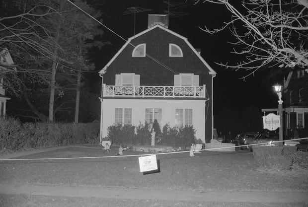 Ngôi nhà Amityville nơi xảy ra loạt chuyện bí ẩn.