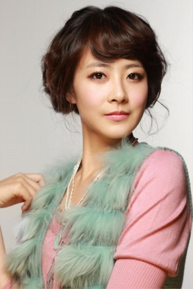 Nữ diễn viên Ryu Hyun Kyung.