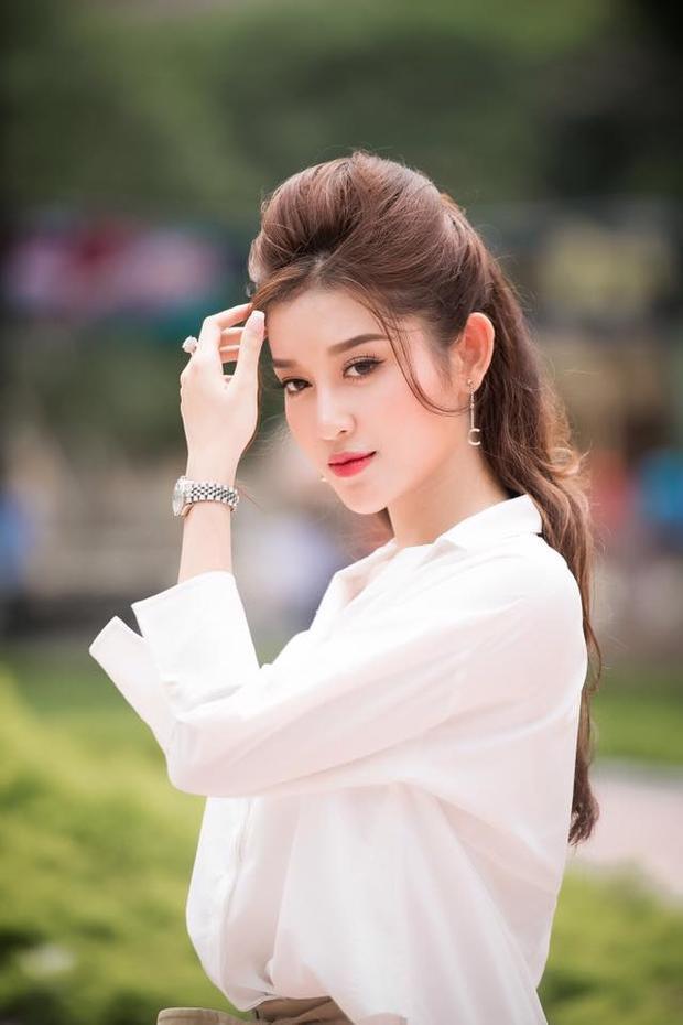 Huyền My quyết tâm sẽ ghi điểm tại Miss Grand International 2017.