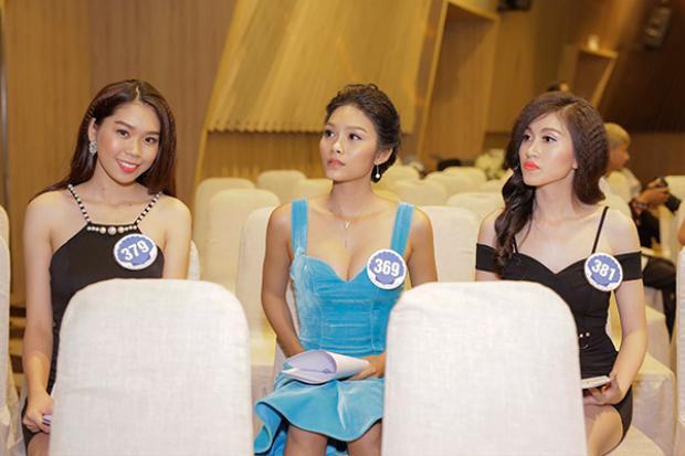 Và BGK đã chọn ra 40 thí sinh bước vào Bán kết Hoa hậu Đại dương Việt Nam.