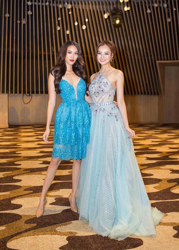 Lan Khuê cho rằng thí sinh phải đủ tri thức và nhân cách mới có thể làm Hoa hậu.