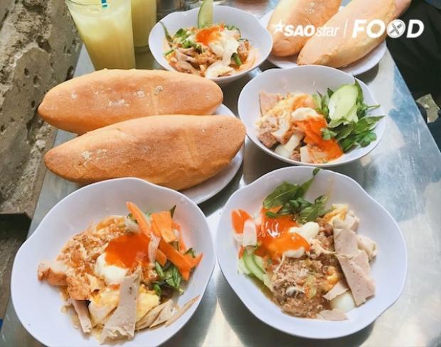 Đến Nha Trang mà chưa ăn bánh mì chấm sẽ là một thiếu sót lớn