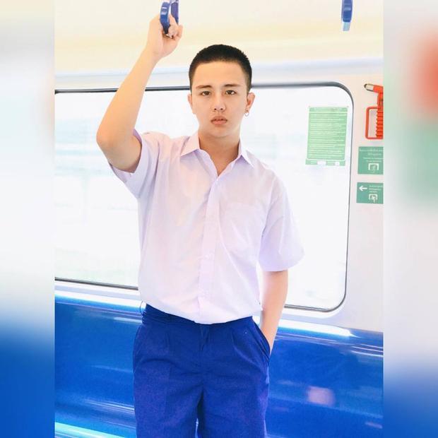 Hình ảnh của Duy Khánh trong My Sky mang đậm chất boylove thường xuất hiện trong phim Thái.