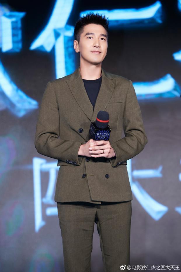 Triệu Hựu Đình tiếp tục thủ vai chính Địch Nhân Kiệt