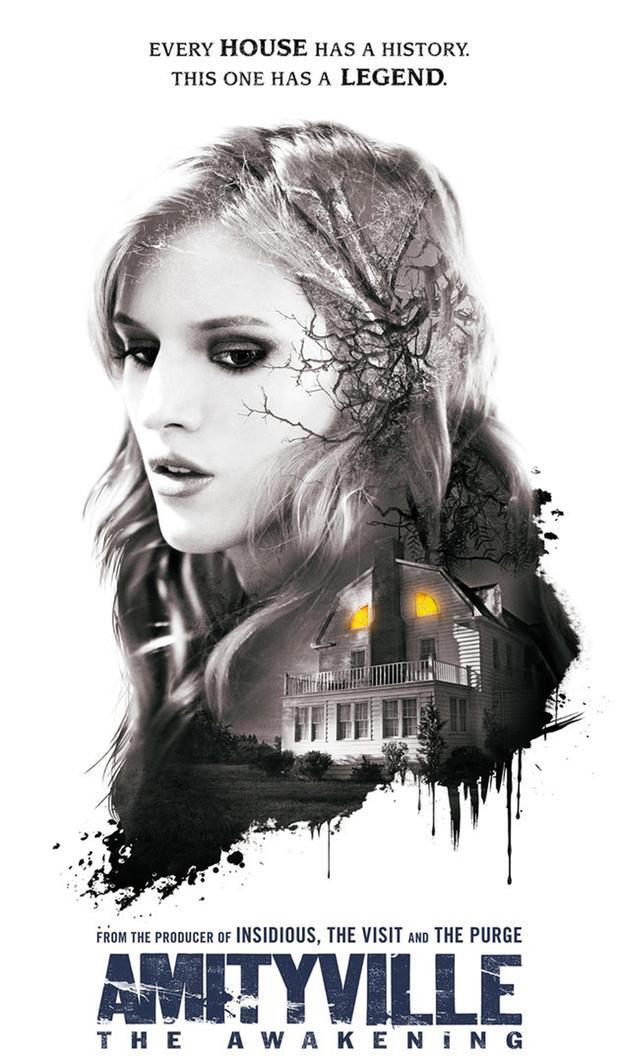 Ngôi nhà ma ám Amityville luôn là nguồn cảm hứng tốt cho nhà làm phim kinh dị
