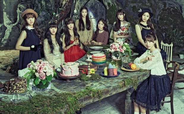 Oh My Girl…