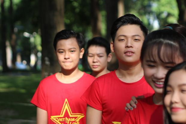 Quang Anh, Mai Chí Công cùng 50 nghệ sĩ nhí hát về niềm tự hào Việt Nam