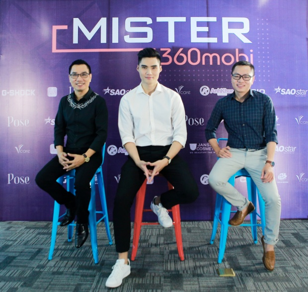 Bộ 3 Giám khảo quyền lực của cuộc thi đã có những giây phút làm việc hết sức căng thẳng khi phải chọn lựa thêm 10 thí sinh xuất sắc cho vòng casting của cuộc thi Mister 360Mobi.