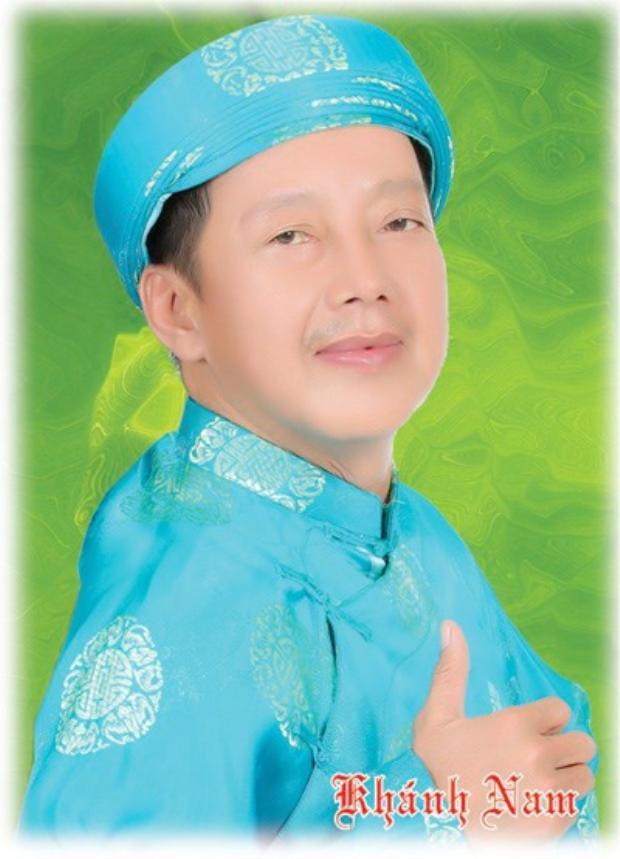 Nghệ sĩ hài Khánh Nam.