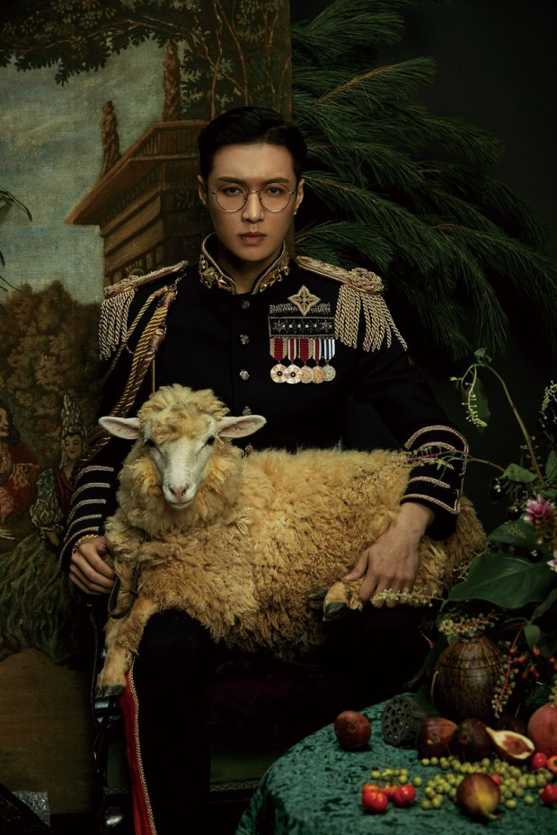 Album LAY 02 SHEEPcủa Lay chính thức phát hành online vào ngày 7/10 tới.