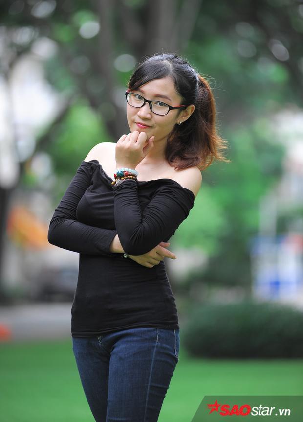 Tự nhận xét bản thân là người có niềm say mê nghệ thuật xen lẫn cờ vây - một môn chơi trí tuệ. Cô gái gốc Hà Nội cho biết sẵn sàng đánh đổi nhiều thứ hơn nữa vì bộ môn mình đang theo đuổi.