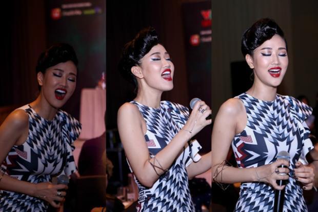 Phong cách ăn mặc của Maya được nhắc đến nhiều nhất ở The Remix. Như những lần đề cập ở trên, cựu người mẫu xuất hiện kém nổi bật vì trang phục có hoạ tiết rối mắt, xa rời xu hướng chung.