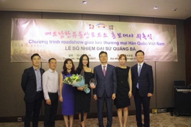 Không chỉ nổi tiếng tại Việt Nam, ba mỹ nhân này còn rầm rộ trên mặt báo Hàn