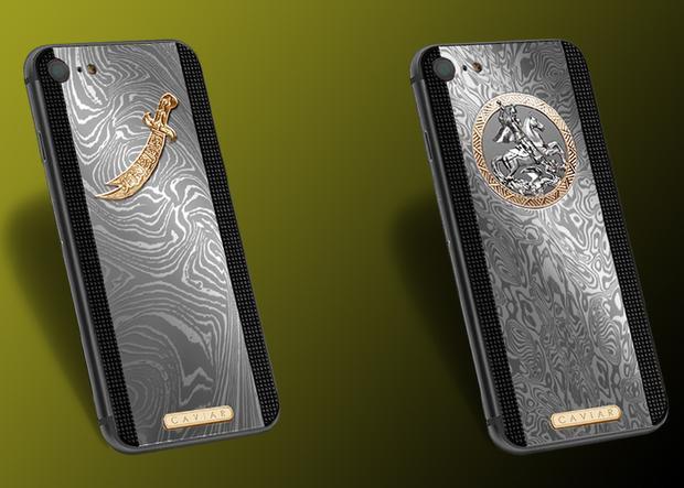 Bạn có đặt mua iPhone X 4500 USD mạ vàng, đính đá thiên thạch, chất liệu dành cho khung máy bay, tên lửa và xe tăng?