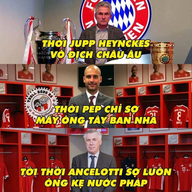 Thành tích của Bayern ở đấu trường châu Âu đang có dấu hiệu 'tuộc dốc không phanh'.