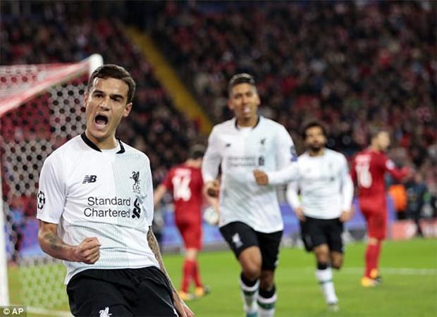 Liverpool có thể là đội thành công của Anh.