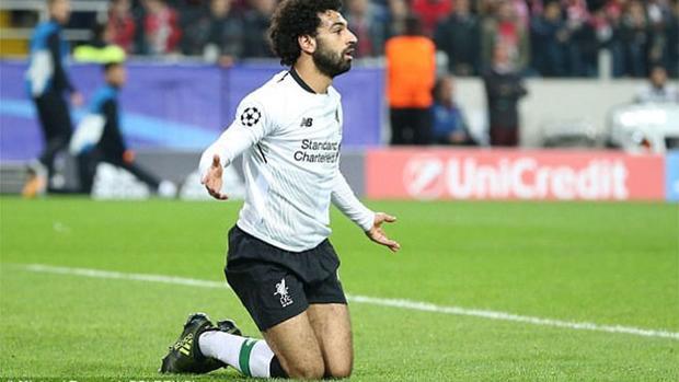 Liverpool đang tỏ ra yếu ớt.