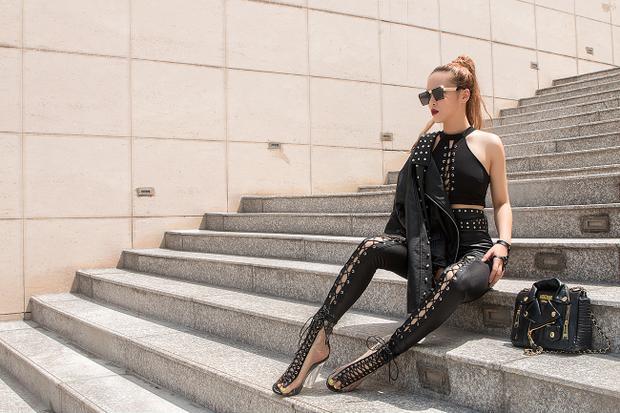 Rapper Chung Thương T-Jo biến hoá tắc kè, khẳng định cân mọi thểloại phong cách