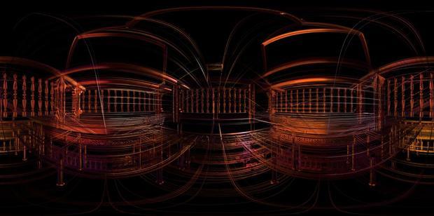 Bối cảnh chính của MV vẫn là hình ảnh cung điện nguy nga, lộng lẫy từ trong cho đến bên ngoài. Với tính chất 360 độ, người xem dễ dàng cảm nhận như mình đang lạc vào trong một khung cảnh cung điện tráng lệ, rộng lớn và chính vì thế mà sự cô đơn, lạc lõng như nội dung chính của ca khúc cũng góp phần được thể hiện rõ hơn.