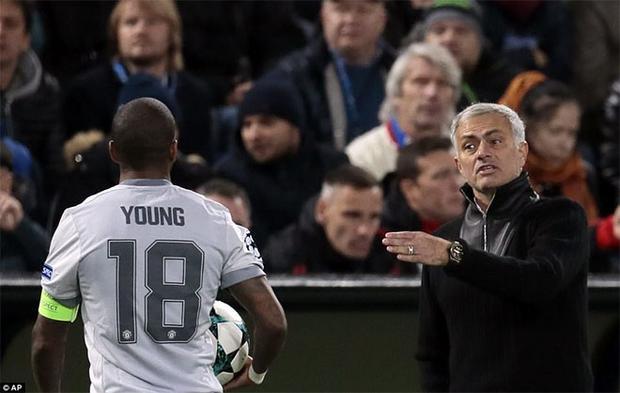 Mourinho có khả năng chỉ đạo chiến thuật tốt.