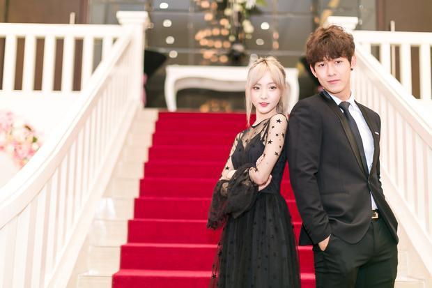 Nene và Song Luân.