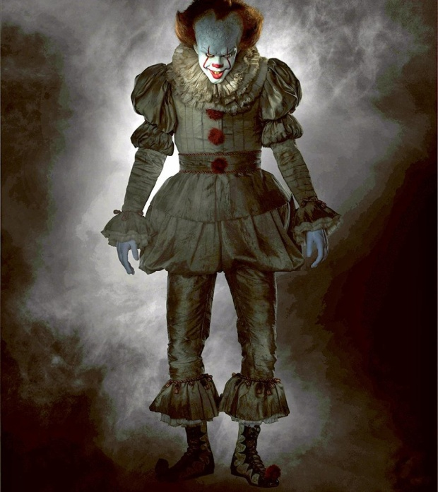 Chú hề Pennywise.