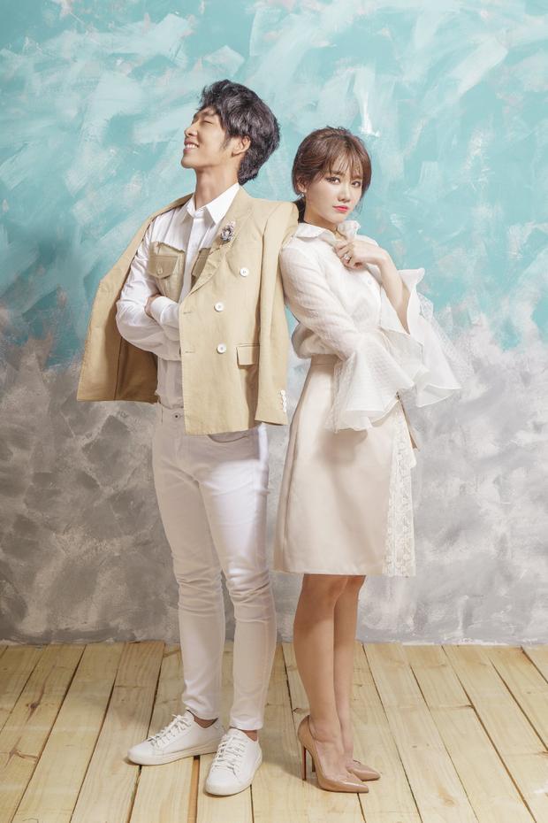 Lộ trang phục đậm chất cổ trang, phải chăng phim Thiên ý của Hari Won đúng là thể loại xuyên không?