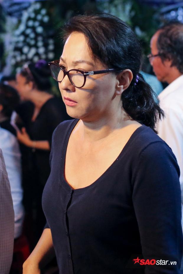 Nghệ sĩ Phương Dung.