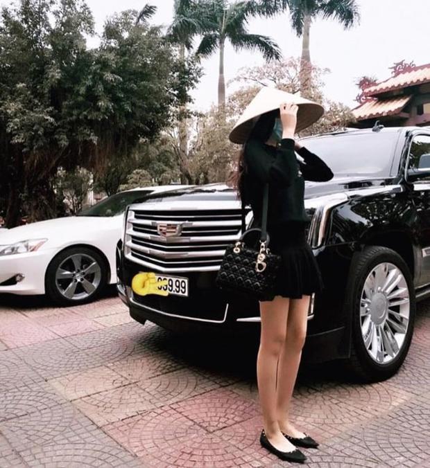 Bức ảnh nhận được hơn 3k like trên Instagram của Hội con nhà giàu Việt Nam