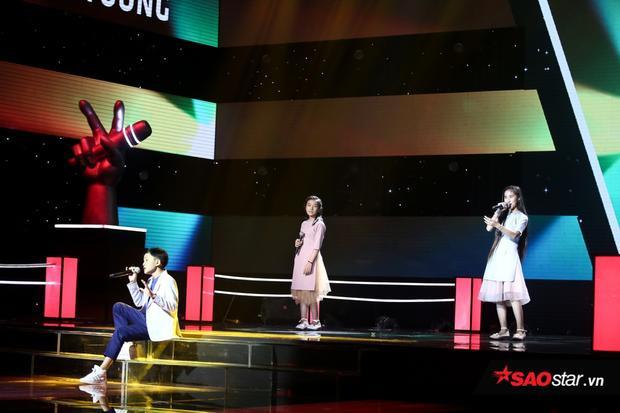 Để 3 thí sinh mạnh cùng Đối đầu, Vũ Cát Tường nhắn nhủ Soobin, Hương Tràm giữ lại tài năng dân ca nhí