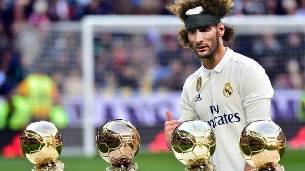 Các CĐV tin rằng Fellaini xứng đáng đoạt QBV năm nay.