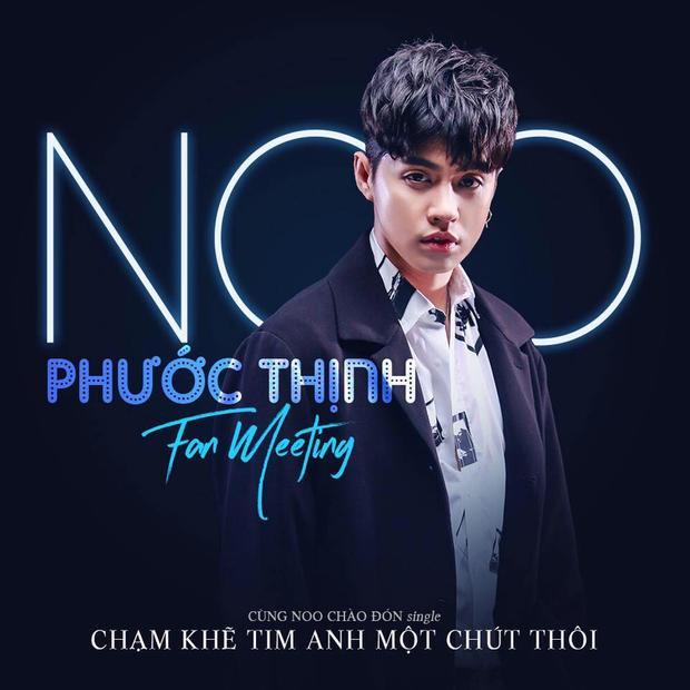"""Noo Phước Thịnh đã im lặng khá lâu và đây là lúc để anh chàng """"chạy nước rút"""" ở chặng cuối """"cuộc đua âm nhạc 2017"""" này."""