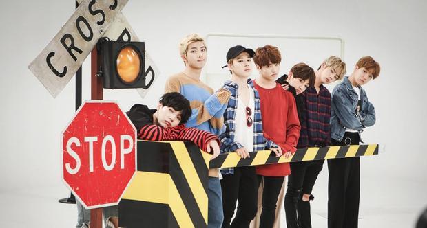 """BTS thật sự khẳng định vị thế boygroup hàng đầu Kpop khi lập hàng loạt thành tích """"khủng""""."""