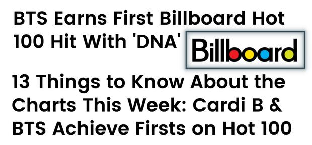 Thậm chí, dạo gần đây, cái tên BTS liên tục được lên đầu tít trang báo lớn quốc tế.