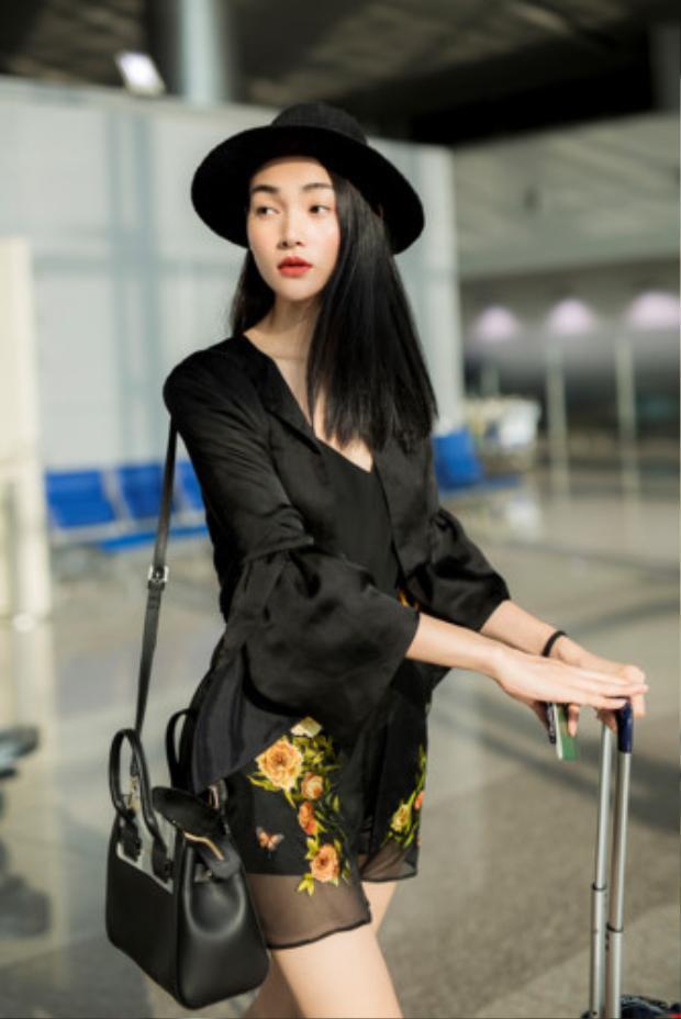 Trong thời gian sắp tới, Thuỳ Trang vẫn đều đặn tham gia casting cho các nhà thiết kế thuộc khuôn khổ tuần lễ thời trang Paris Fashion Week Xuân Hè 2018.