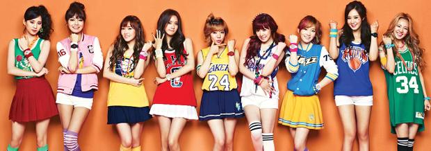 SNSD trở thành nữ hoàng đĩa cứng với gần 8 triệu bản bán ra cho albumGirls' Generation.