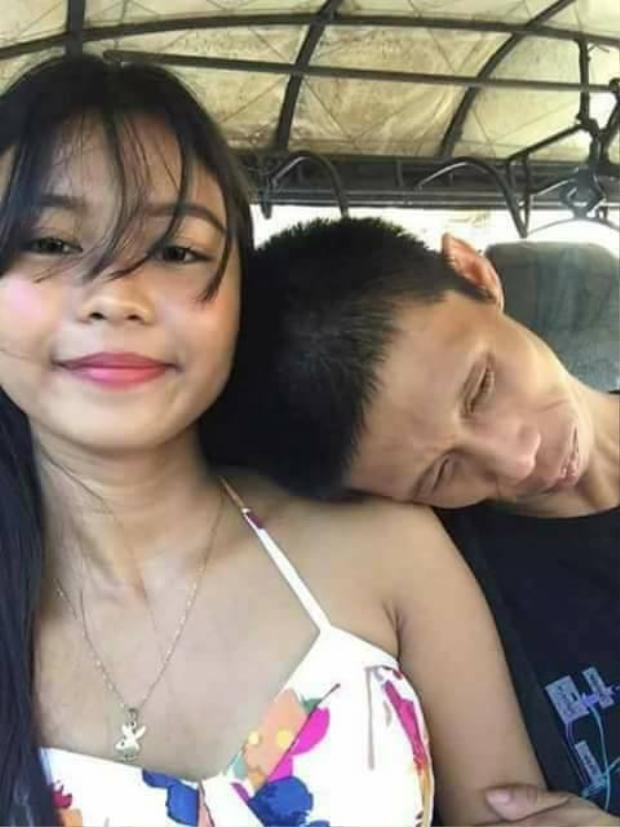 Cặp đôi có những khoảnh khắc rất tình cảm, lãng mạn.