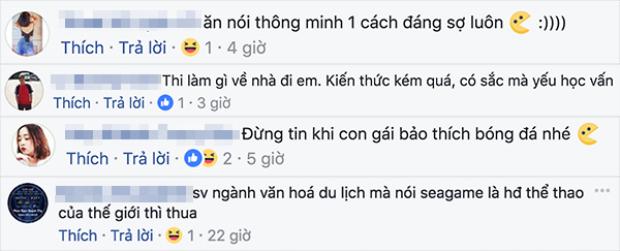 Khó đỡ với câu trả lời bá đạo về bóng đá của thí sinh Hoa hậu Hoàn vũ Việt Nam 2017