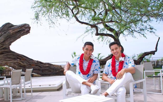 Hồ Vĩnh Khoa và bạn trai trao nhẫn cưới: Chàng hotboy nổi loạn năm nào đã ngừng nổi loạn