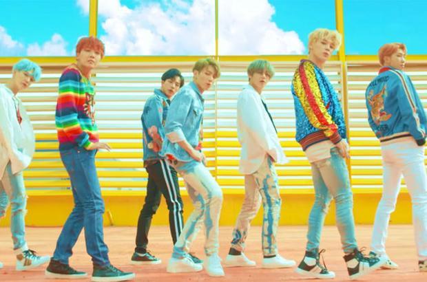 Tưởng khó sống, BTS lại bất ngờ trở thành nhóm nhạc Kpop kỷ lục gia trên đất Mỹ