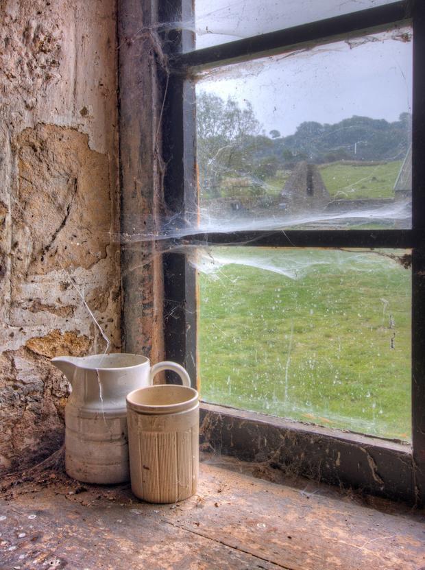 Làng Tyneham ở Dorset từng là nơi tập trận cho binh sĩ Anh.