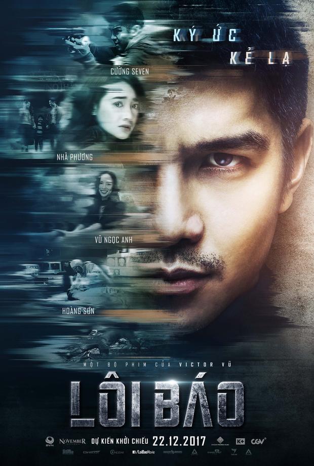 Teaser poster của Lôi Báo.