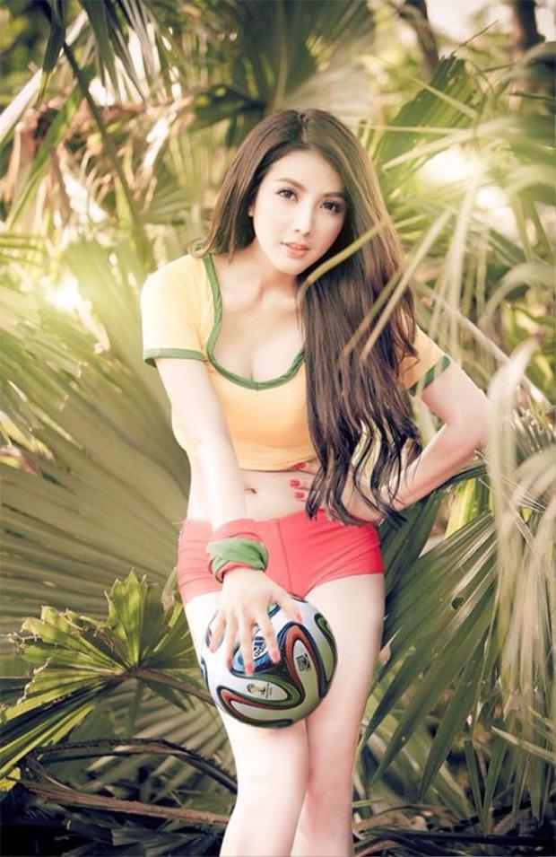 Linh Napie (tên thật là Hồ Thị Thùy Linh, 25 tuổi, người mẫu ảnh, diễn viên tại TP.HCM) được biết đến là hot girl xinh đẹp, tài năng với vai trò là người mẫu ảnh, diễn viên đang xuất hiện với tần xuất cao trong các bộ phim điện ảnh và truyền hình hiện nay.
