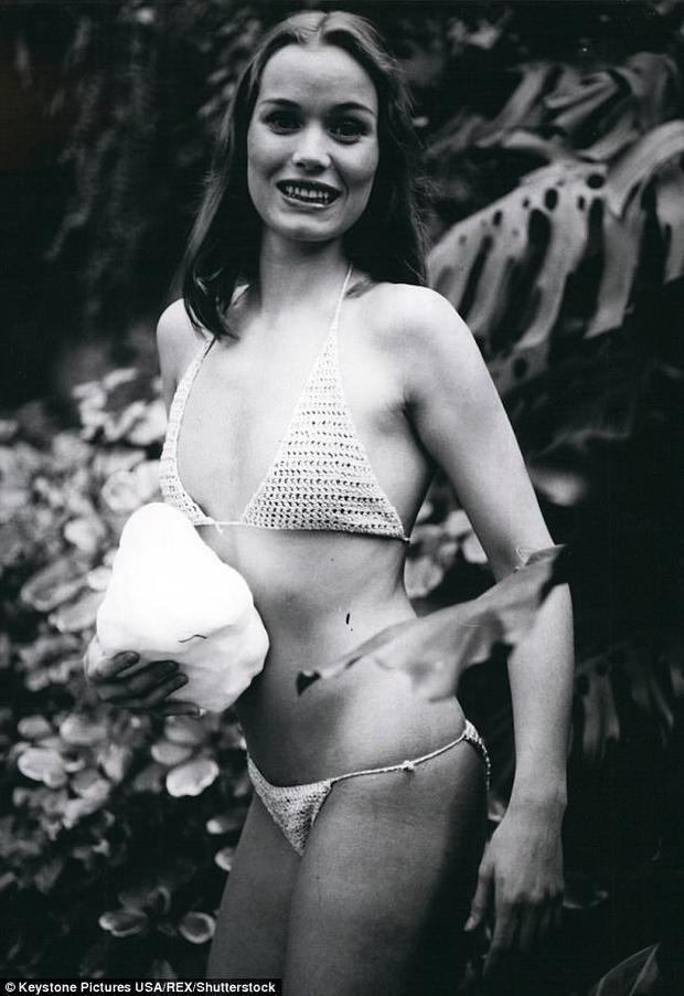 Nữ diễn viên, người mẫu gốc Đức Renate Langer.